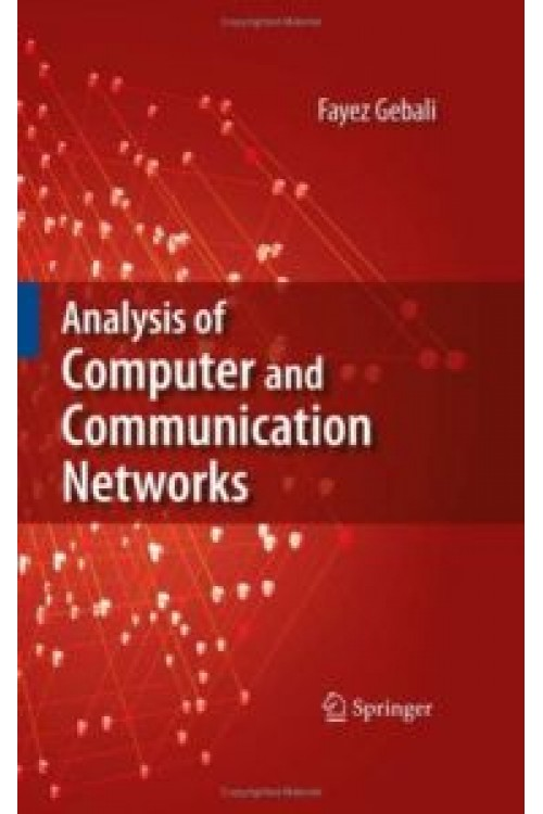 کتاب الکترونیکی Analysis Of Computer And Communication Networks