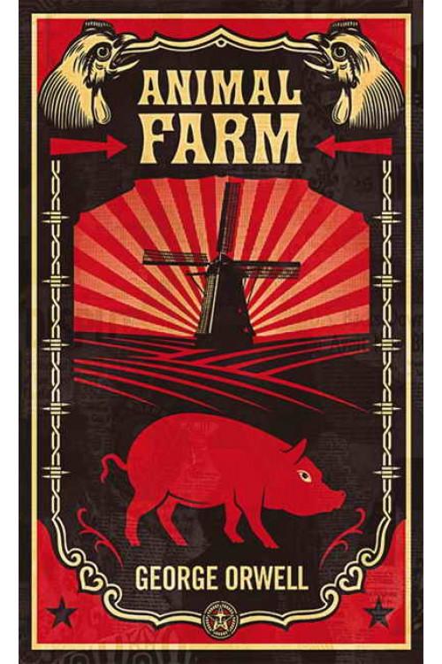کتاب الکترونیکی Animal Farm