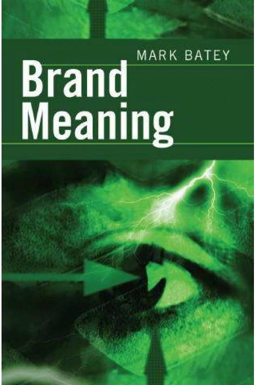 کتاب الکترونیکی Brand Meaning
