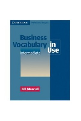 کتاب الکترونیکی Cambridge Business Vocabulary In Use