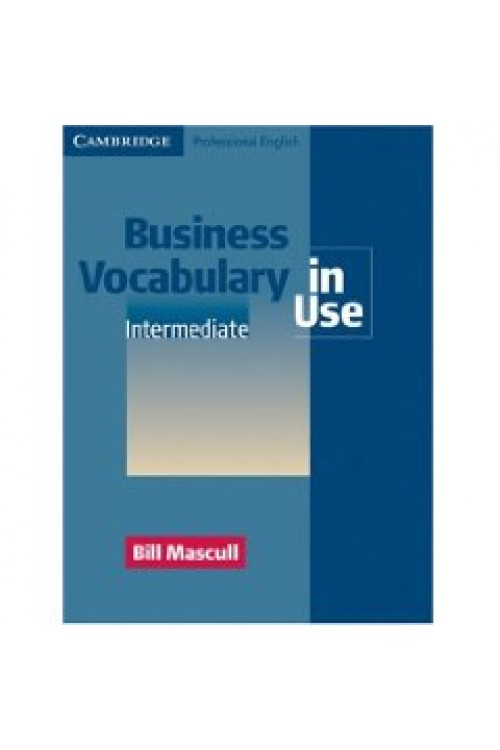 کتاب الکترونیکی Cambridge Business Vocabulary In Use