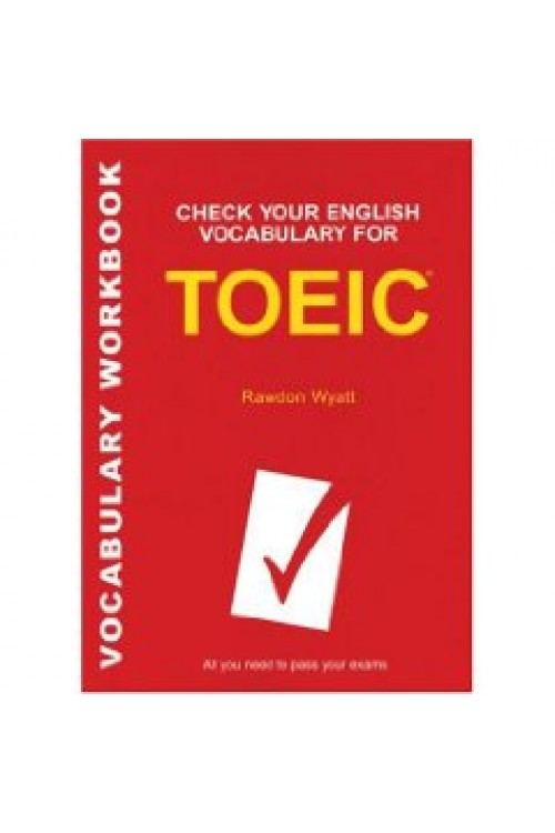 کتاب الکترونیکی Check Your English Vocabulary For TOEIC