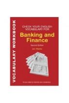 کتاب الکترونیکی Check Your English Vocabulary For Banking And Finance