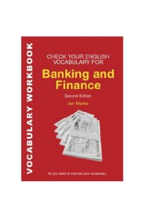 کتاب الکترونیکی Check Your English Vocabulary For Banking And Finance