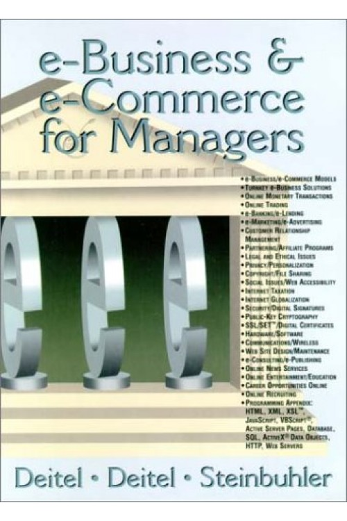 کتاب الکترونیکی Ebusineess and Ecommerce for Managers