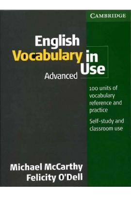 کتاب الکترونیکی English Vocabulary In Use Advanced