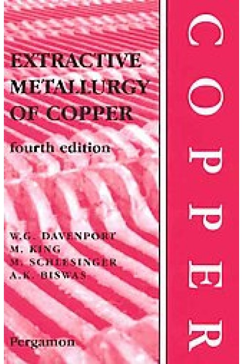 کتاب الکترونیکی Extractive Metallurgy Of Copper