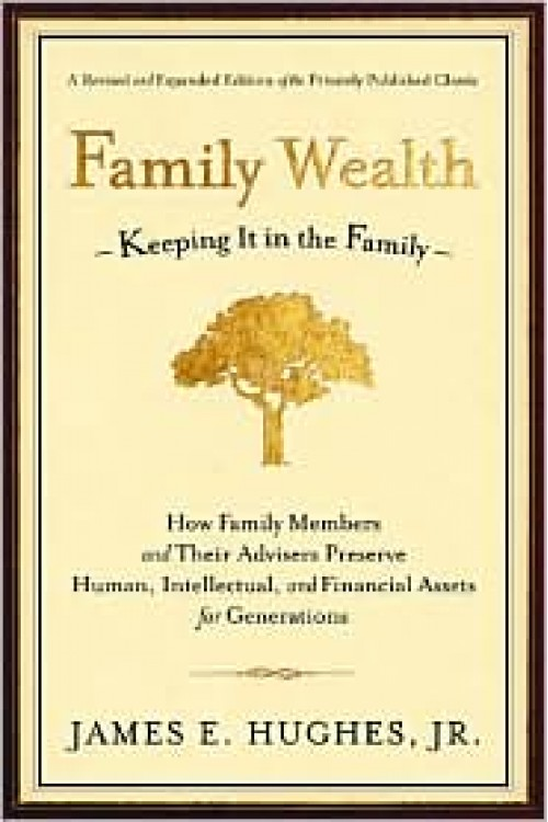 کتاب الکترونیکی Family Wealth-Keeping It In The Family