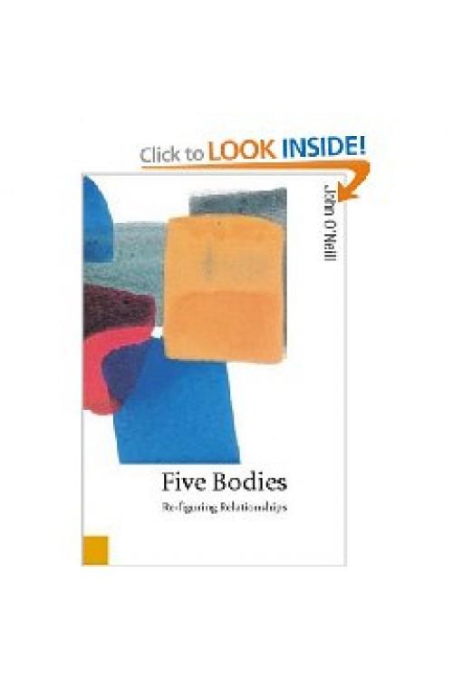 کتاب الکترونیکی Five Bodies: Re-figuring Relationships