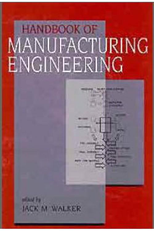 کتاب الکترونیکی Handbook Of Manufacturing Engineering