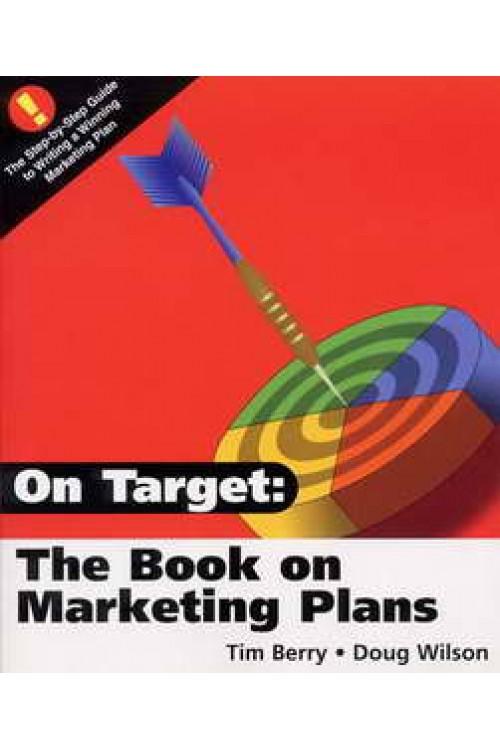 کتاب الکترونیکی On Target The Book Of Marketing Plans