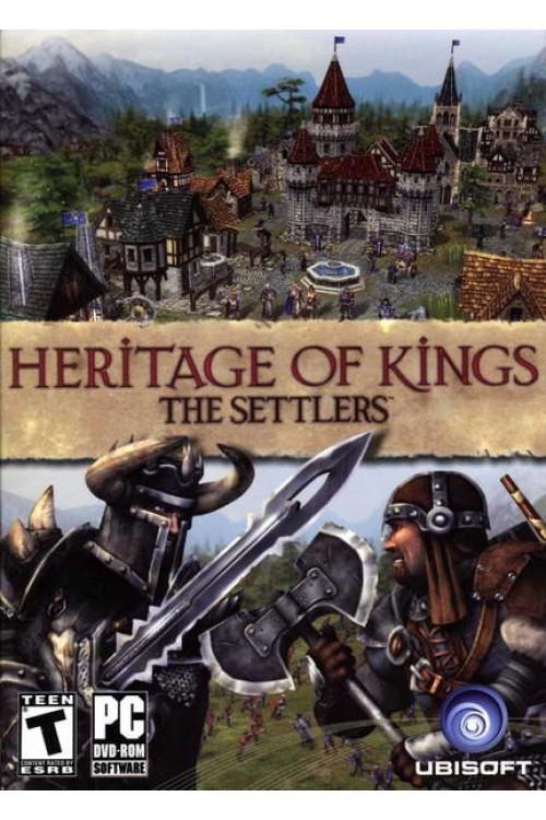 بازی Age Of Empires III - Settlers Heritage Of Kings - Empire Earth II