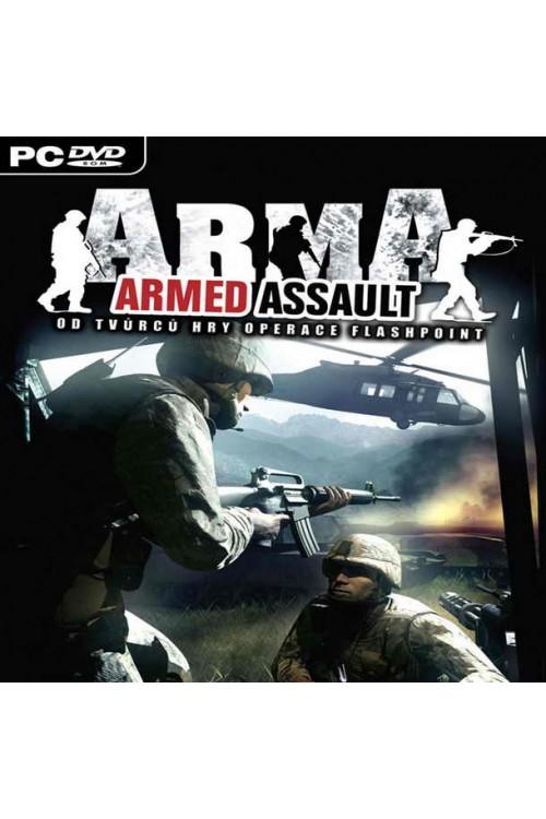 بازی ArmA: Armed Assault