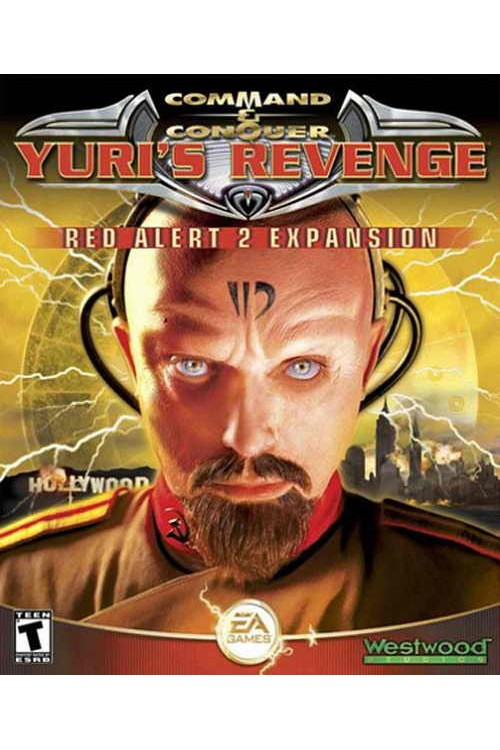 بازی Command & Conquer: Red Alert 2: Yuris Revenge