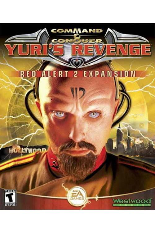 بازی Command & Conquer: Red Alert 2: Yuris Revenge