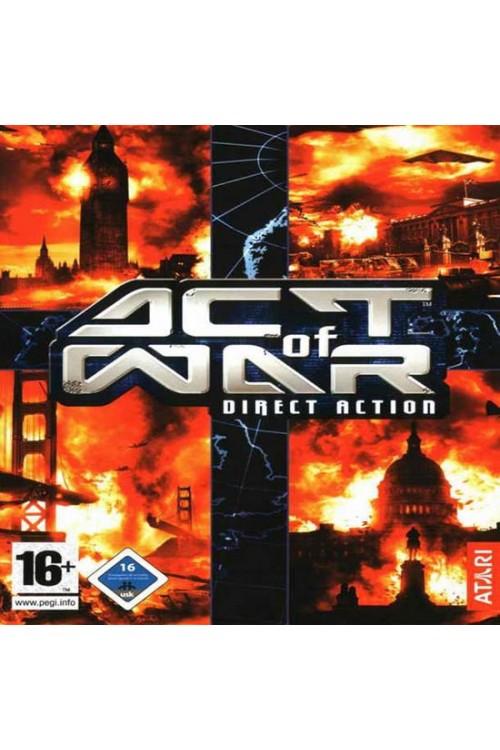 بازی Act Of War : Direct Action