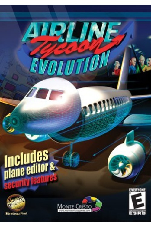 بازی Airline Tycoon Evolution