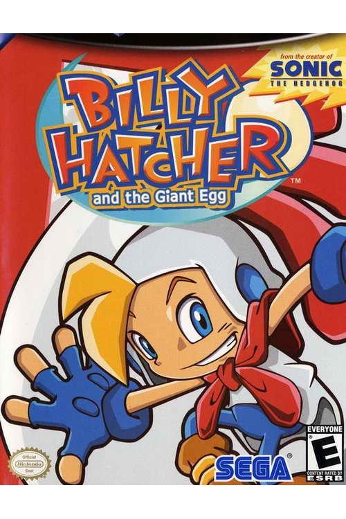 بازی Billyhatcher & The Giant Egg
