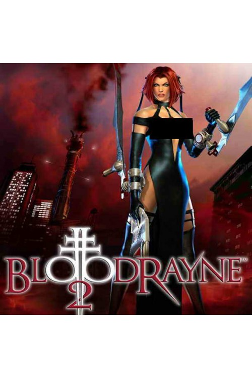 بازی Blood Rayne 2