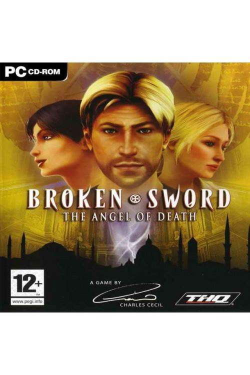 بازی Broken Swords 4: The Angel Of Death