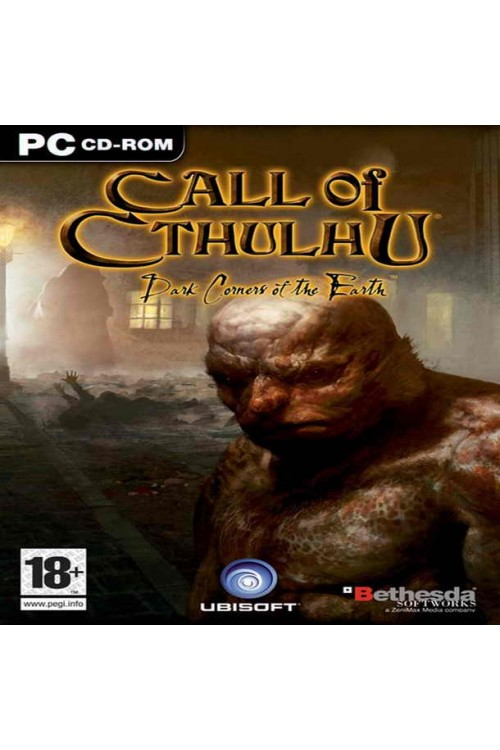 بازی Call Of Cthulhu : Dark Corners Of The Death