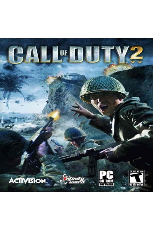 بازی Call Of Duty 2