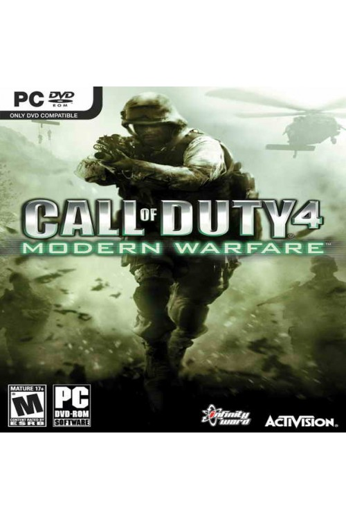 بازی Call Of Duty 4: Modern Warfare