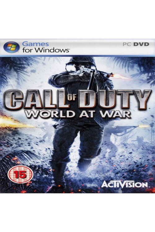 بازی Call Of Duty 5: World At War