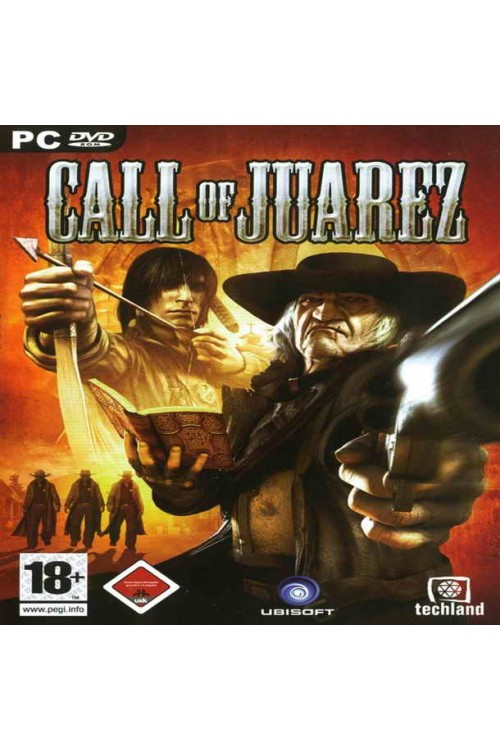 بازی Call Of Juarez