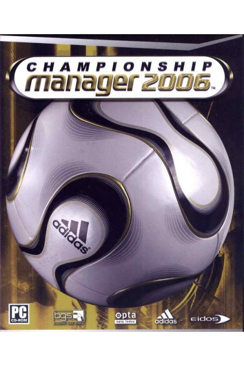 بازی Championship Manager 2006