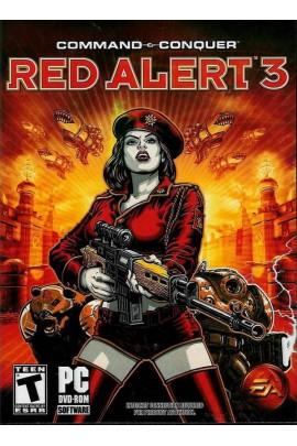 بازی Command & Conquer: Red Alert 3