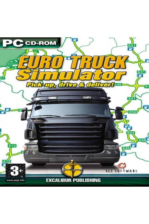 بازی Euro Truck Simulator