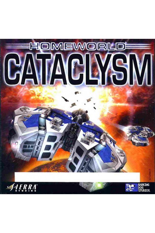 بازی HomeWorld: Cataclysm