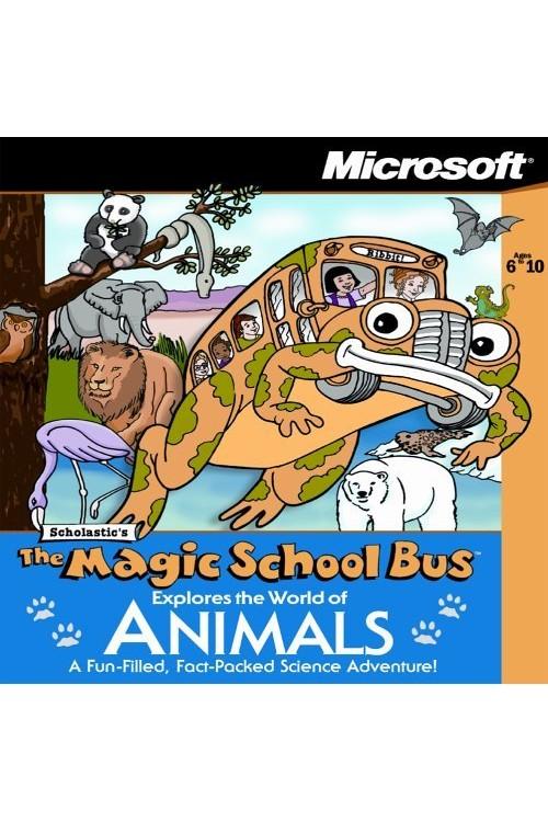 بازی Magic School Bus Animals