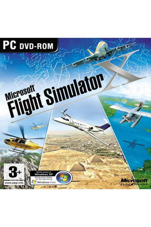 بازی Microsoft Flight Simulator X