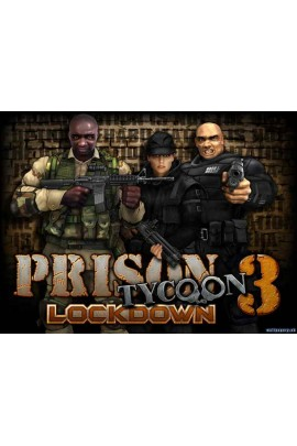 بازی Prison Tycoon 3: Lock Down