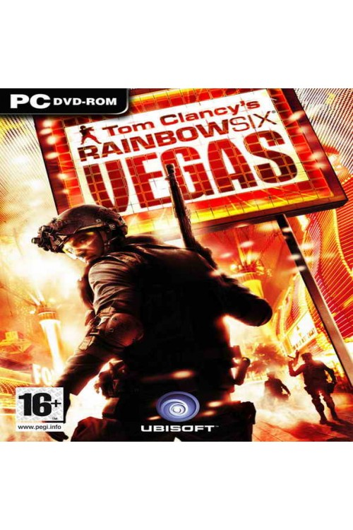 بازی Rainbow Six Vegas