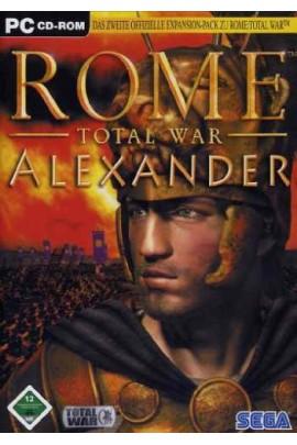 بازی Rome: Total War Alexander
