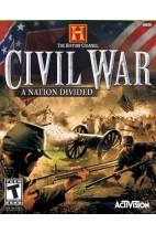 بازی The History Channel: Civil War - A Nation Divided
