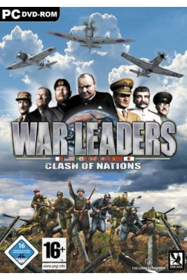 بازی War Leaders: Clash Of Nations