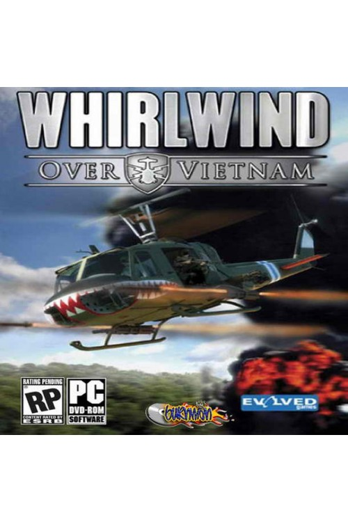 بازی Whirl Wind Over Vietnam