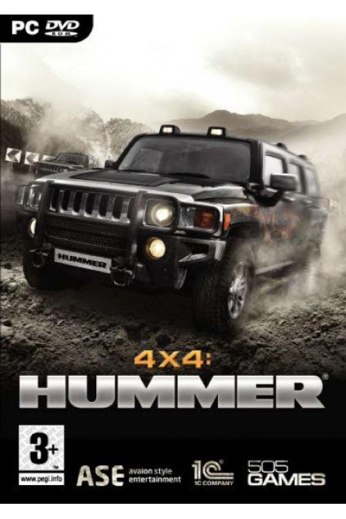 بازی 4x4: Hummer