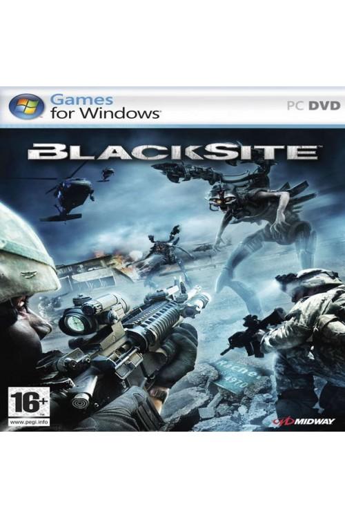 بازی BlackSite: Area 51