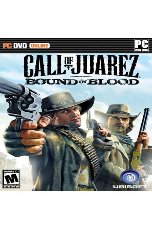 بازی Call Of Juarez: Bound In Blood
