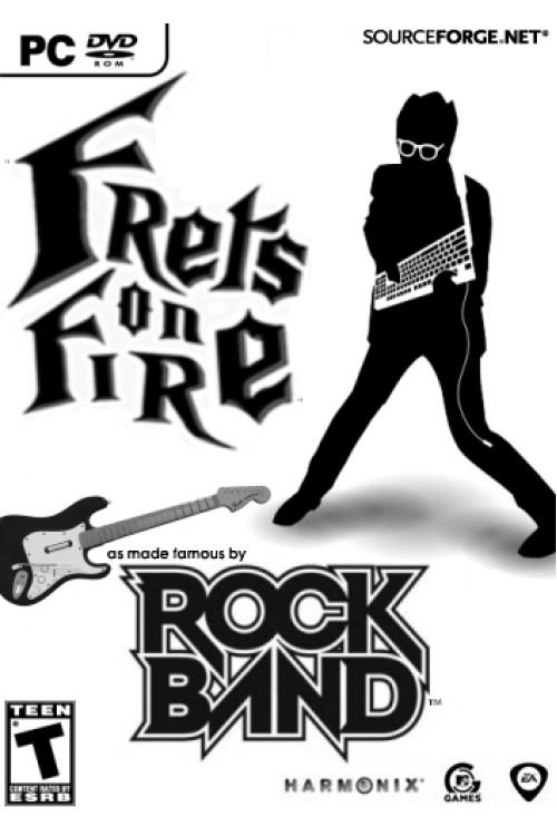 بازی Frets On Fire: Rock Band Edition
