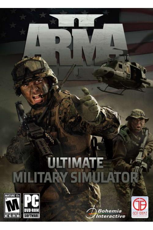 بازی Arma II