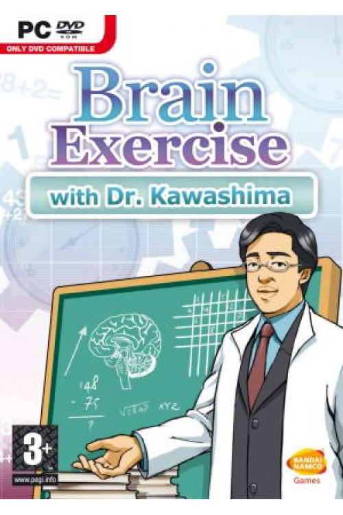 بازی Brain Exercise With Dr Kawashima