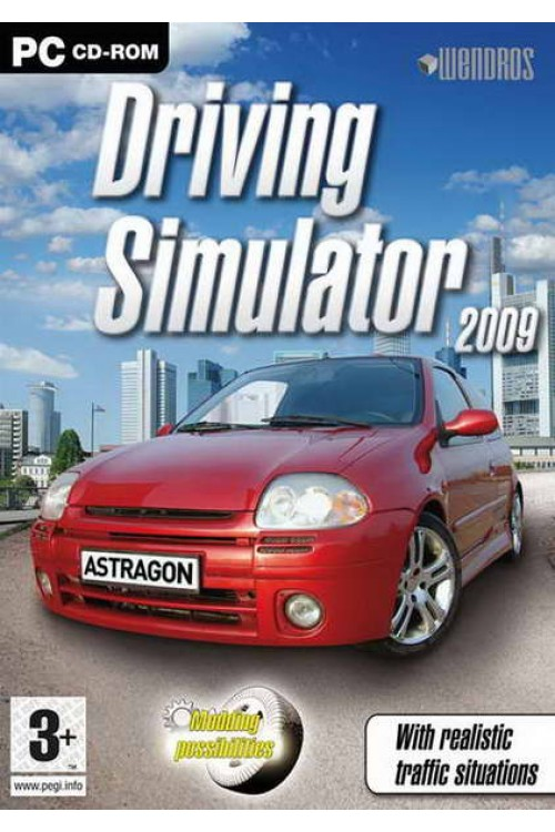 بازی Driving Simulator 2009