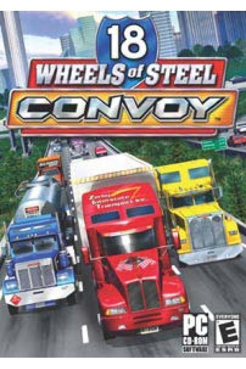 بازی 18Wheels Of Steel Convoy