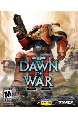 بازی Warhammer 40000: Dawn Of War 2